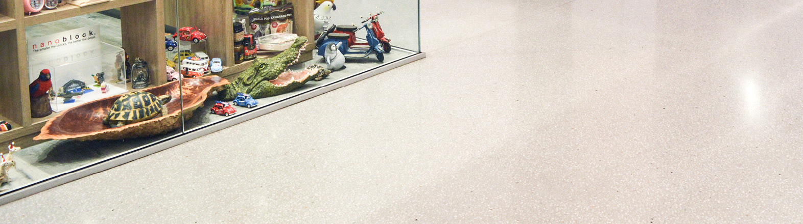 Flowcrete's Fast Cure  Terrazzo Shortlisted for  Innovative Product Award