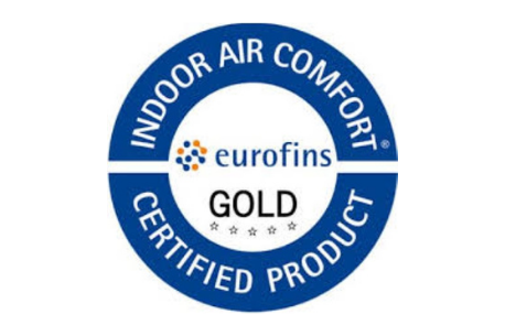 Eurofins Indoor Air Comfort (Gold)