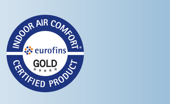 La Certification Produit EUROFINS Indoor Air Comfort / Air Comfort Gold