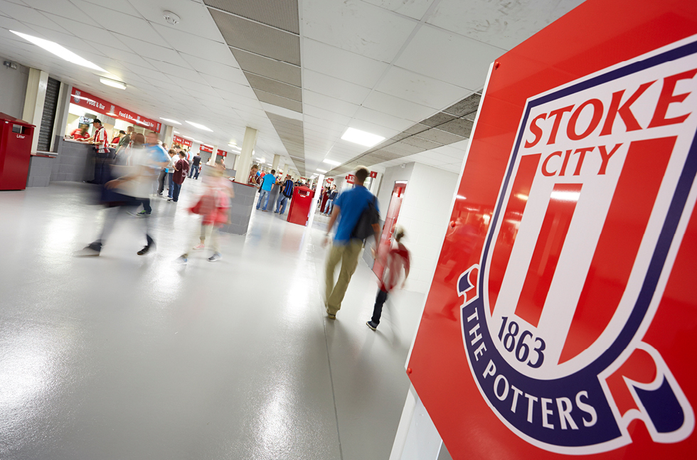Flowcrete Flourishes as The Potters Pick Them for the Premier League!