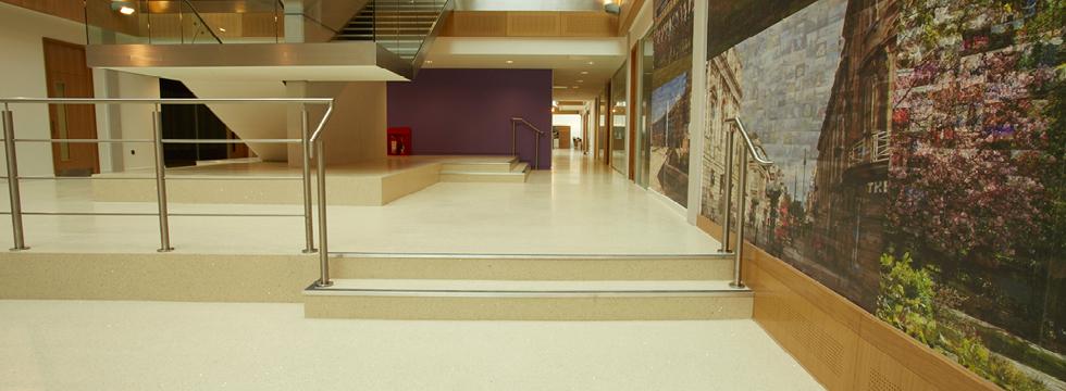 Terrazzo Flooring Commercial Flooring Epoxy Resin