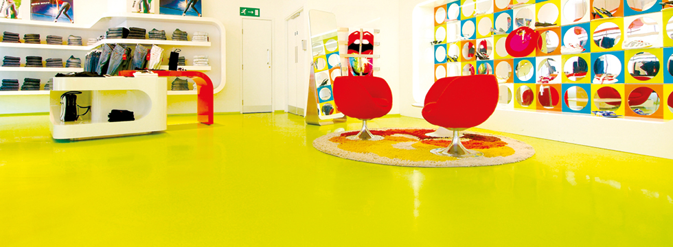 Decorative Flooring for Commercial Venues