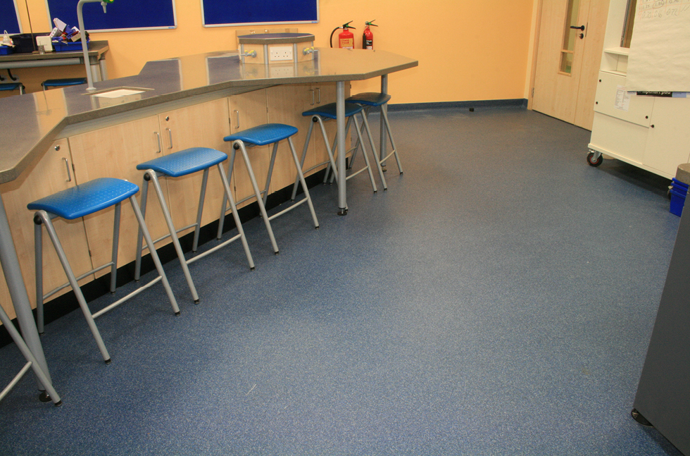 Flowcrete Floor for State-of-the-Art Learning Academy