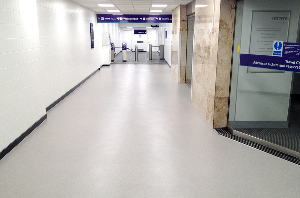 Flowfast Terrosso Helps Terrific Toilet Turnaround at Edinburgh Waverley