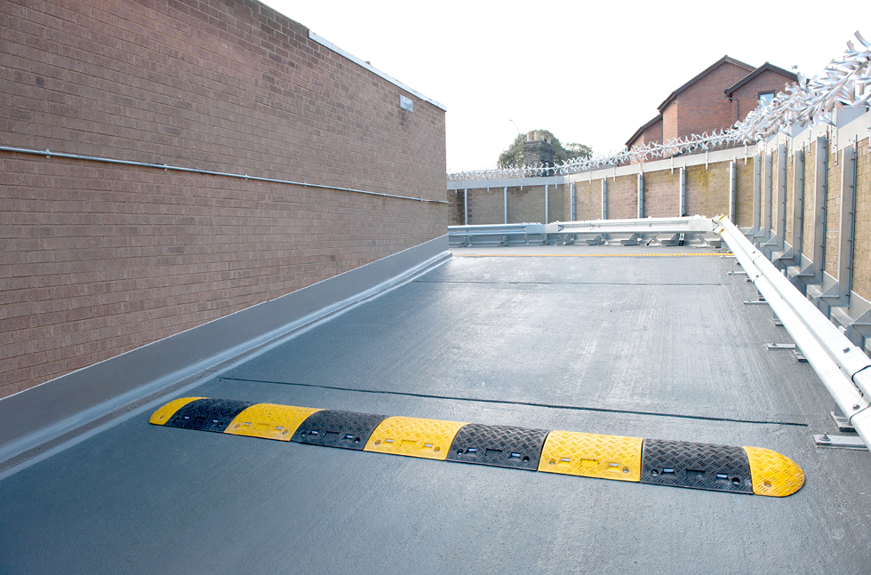 Flowcrete's Comprehensive Flooring Collection Key for Cambridge Council Car Park