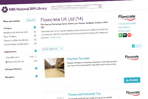 RIBA NBS National BIM Library