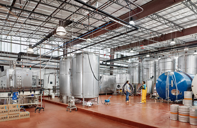 Flooring for Breweries