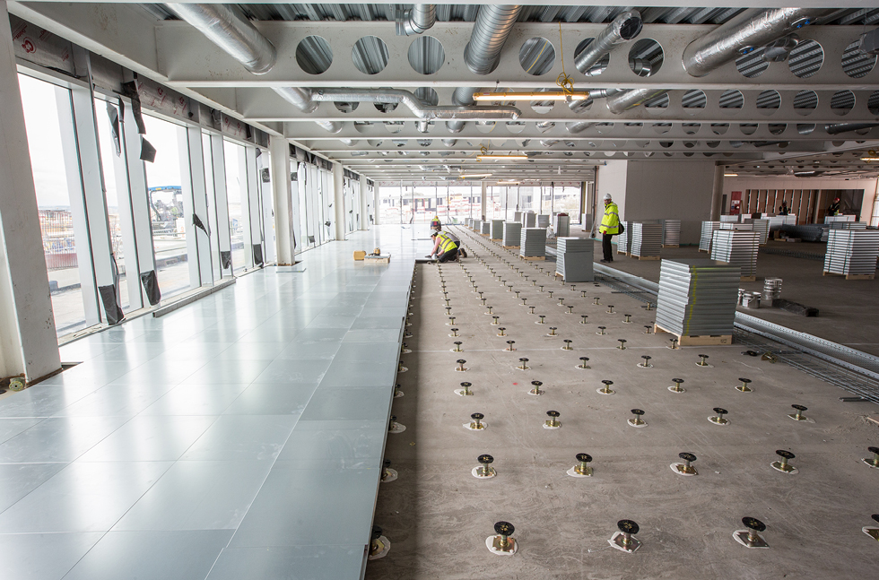 City Park 1 Installs High Performance Screed and Car Park Deck Coating Solutions