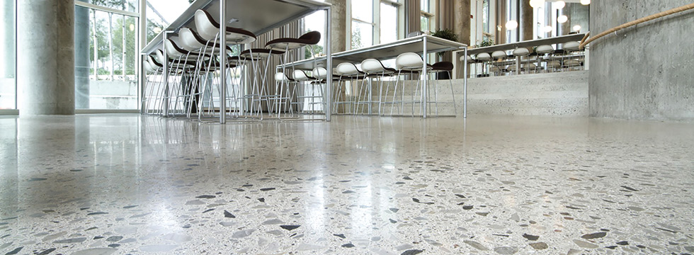 Monodec Polished Concrete