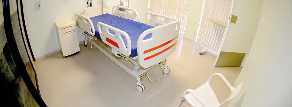 hygieniske retningslinjer sykehus
