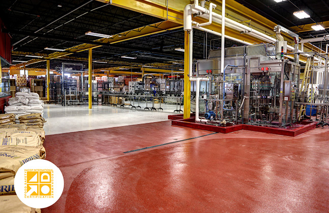 Flowcrete UK's New White Paper Explores HACCP and What it