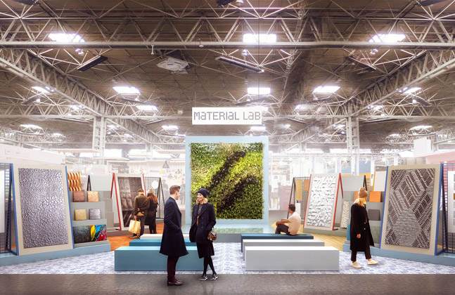 Get Inspired with Material Lab at the Surface & Materials Show