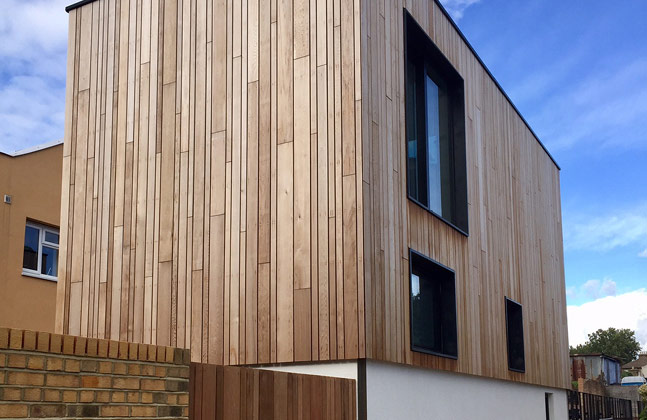 Grand Designs Project in East London Features Flowcrete UK