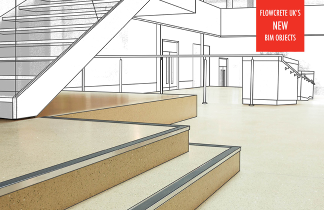 Flowcrete UK Expands BIM Content Library