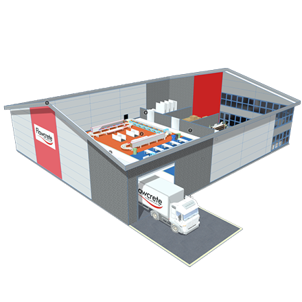 An Interactive Flooring Guide for Food and Beverage Production Facilities
