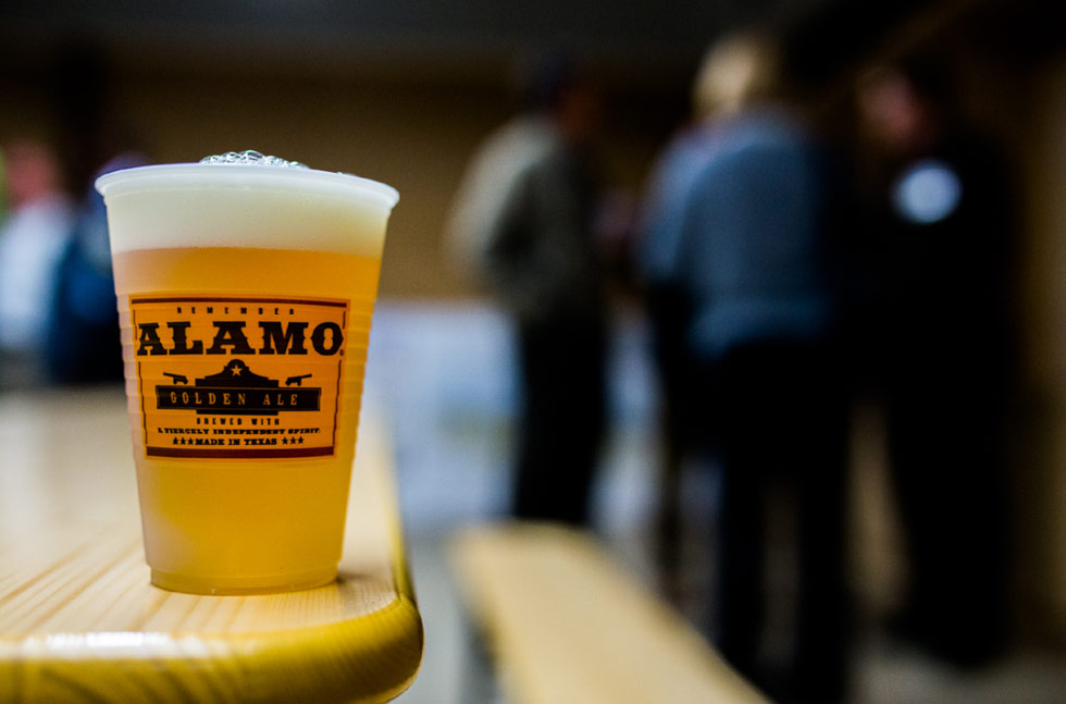 Cannons, Kegs and Coatings: Bringing Alamo Beer Back Home
