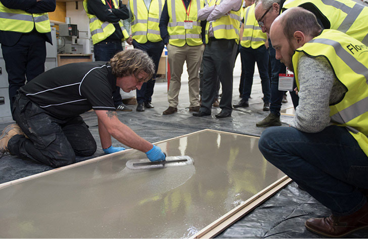 Flowcrete UK Introduces New Concrete Solutions