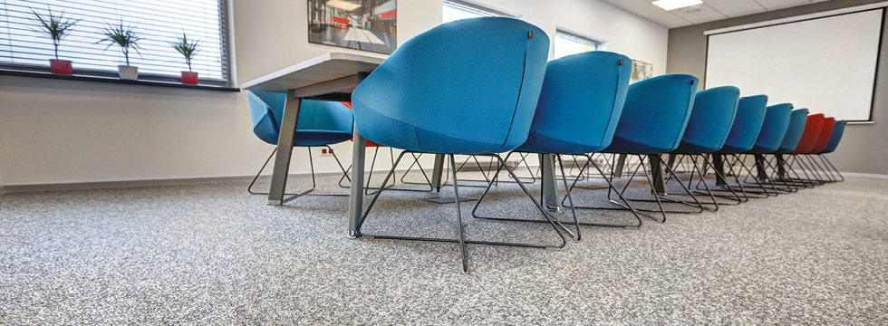 Epoxy Floors, Decorative Surfaces & Colourful Floor Coatings