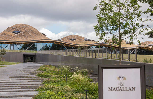 The Macallan Enterance