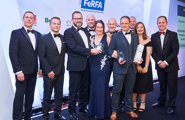 FeRFA Large Industrial and Commercial Projects of the Year